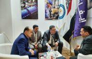 رئيس ايفاكو علي هامش مؤتمر ايجبس: وقعنا عقود مع شركة بترودارا وغرب بكر لتوريد معدات ثقيلة بقيمة 52 مليون جنيه
