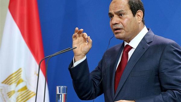 الرئيس السيسي: سنتصدى لمحاولات الإخلال بقرارات الحكومة لمواجهة كورونا بكل حزم وحسم