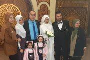 حفل زفاف نجلة محمد اباظة مدير ادارة النقل بشركة عجيبة للبترول
