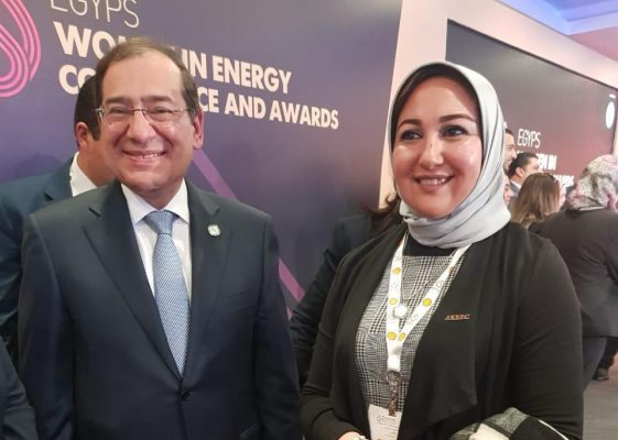 بحضور وزير البترول .. سيدات أنربك تشارك في مؤتمر المرأة علي هامش ايجبس 2020
