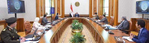 عاجل .. الرئيس السيسي يقرر زيادة بدل المهن الطبية 75% وإنشاء صندوق مخاطر للأطباء