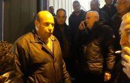 محافظ بورسعيد يتابع أعمال شفط مياه الأمطار من محطة كهرباء الرسوة