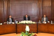وزير البترول يعتمد الموازنة التخطيطية لشركة خدمات البترول الجوية