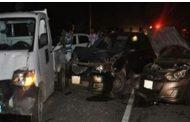 عاجل..  تريلا تصطدم بـ8 سيارات بالقرب من بوابة حلوان ووفاة 12 شخصا حتي الان