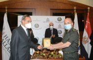 المصرية للرمال السوداء توقع مع حسن علام للانشاءات عقد انشاءمصنعين لفصل وتركيز المعادن بمنطقة البرلس