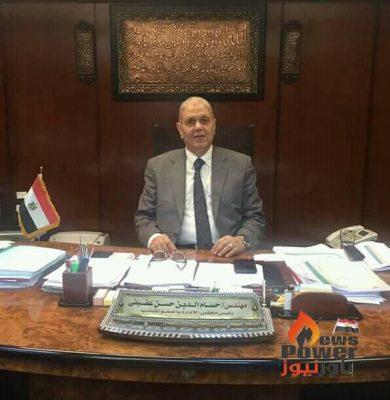 عفيفي يصدر حركة تنقلات وترقيات بشركة شمال القاهرة للتوزيع