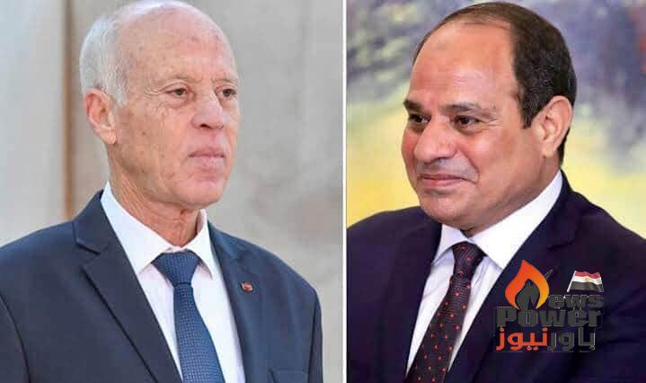 الرئيس السيسي يتلقي اتصالا من نظيره التونسي للتهنئة بعيد الاضحي المبارك