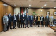 اعتماد الجمعية العمومية للشركة المصرية الصينية لتصنيع اجهزة الحفر