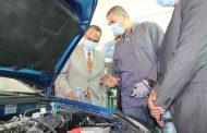 في أول زيارة له .. رئيس شركة كارجاس يحث العاملين علي تنفيذ استراتيجية وزارة البترول ويشدد علي إجراءات السلامة