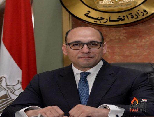الخارجية المصرية : الإنذار الملاحى التركى بالبحر المتوسط انتهاك لحقوق مصر السيادية