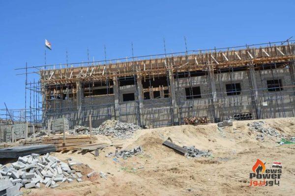 وزير الإسكان : جارٍ تنفيذ محطة محولات كهرباء مدينة المنصورة الجديدة بتكلفة ٤٤٠مليون جنيه
