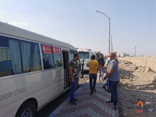 العاملون بشركة XD-EGEMAC يتوجهون بالكامل للإدلاء بأصواتهم في اللجان الانتخابية اليوم بالسويس