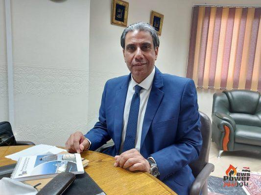 هشام سليم نائباً لرئيس إيجاس واستمرار ترؤسه للسويس لمشتقات الميثانول