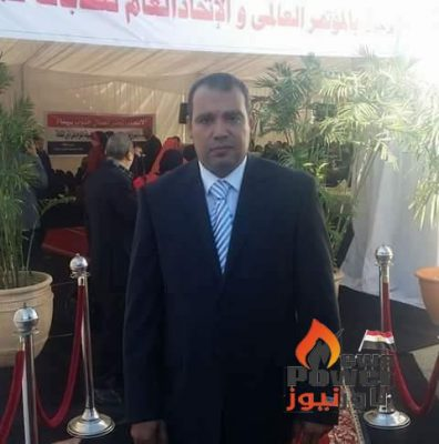 ترقية محمد جابر لوظيفة مدير عام مساعد الشئون الإدارية بشركة عجيبة للبترول