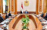 الرئيس السيسي يتابع الموقف التنفيذي لمشروعات تنمية شمال سيناء وشرق العوينات وتوشكي بحضور وزير الكهرباء