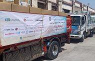 تسليم الدفعة الثانية من مبادرة وزارة البترول لدعم وزارة الصحة في مواجهة ازمة كورونا