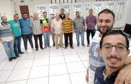 فى احتفالية كبيرة .. تحالف GE_ رواد الهندسة _ APC ينجح فى وضع الجهد على محطة محولات شرق الإسماعيلية