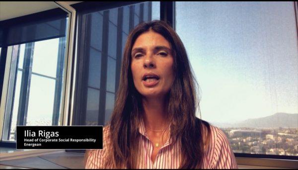 إليا ريجاس مديرة المسئولية المجتمعية بـ«إنرجيان» تتحدث عن مبادرة «البترول» و«ايچبت أويل اند جاز» لمواجهة كورونا