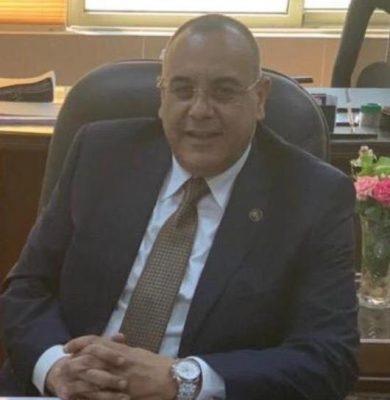 ايهاب كمال مساعدا لرئيس شركة غاز مصر للاعمال المدنية والخدمات البترولية
