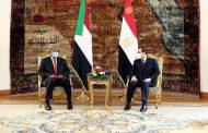تمسك مصر والسودان بالتوصل لأتفاق قانوني ملزم يضمن قواعد ملء وتشغيل سد النهضة