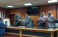 رئيس شمال الدلتا للتوزيع يكرم الفرق الرياضية المشاركة في بطولة الجمهورية للشركات