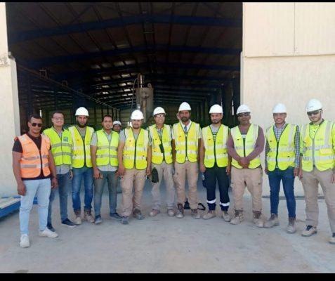 جيزة مصر تنجح في إطلاق التيار علي خطين كهرباء وعدد من المحولات بمصنع القناة للسكر بالمنيا