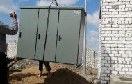 تطوير شبكات الكهرباء لعدد 13 قرية ضمن مبادرة حياة كريمة فى محافظتى البحيرة ومطروح