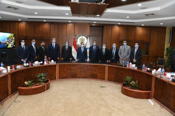 وزير البترول : لأول مرة .. بوابة مصر للاستكشاف والإنتاج نقلة نوعية لزيادة جذب الاستثمارات