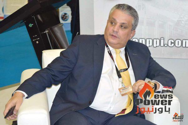 كهروميكا الأقل سعرا فى أعمال إنشاء المظلة المعدنية لمحطة مترو عدلى منصور التبادلية