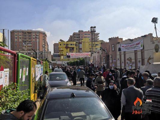 لقطة : صور من انتخابات مجلس إدارة صندوق الانتماء لشركات التوزيع بنادى الكهرباء الان