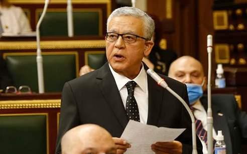 المستشار حنفى جبالى رئيسا لمجلس النواب 2021 بـ 508 أصوات