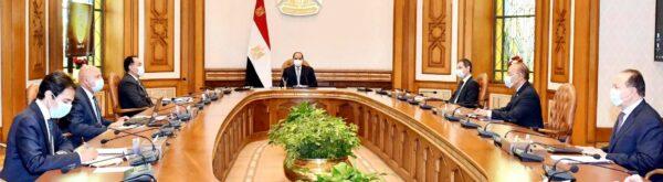 الرئيس السيسي: المشاريع القومية فرصة واعدة للشركات الأجنبية