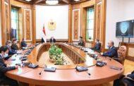 الرئيس السيسى يشدد خلال لقاءه بشركات KSB وجانز وسيجما وتروشيما  على توطين الصناعة محليا ونقل التكنولوجيا