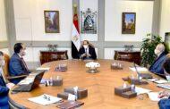 الرئيس السيسى يتابع  نشاط هيئة قناة السويس ومشروعات المنطقة الاقتصادية