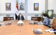 الرئيس السيسى يطمئن على إجراءات استئناف العام الدراسى الجامعى ويوجه بانتظام الامتحانات على مستوى الجمهورية