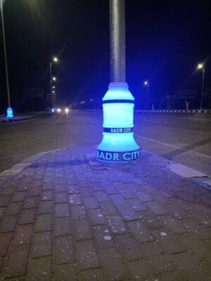 رئيس جهاز مدينة بدر : بدء تنفيذ أبراج كهرباء الـ