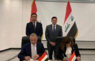 العراق يوقع مع السويدى اليكتريك مذكرة لتطوير منطقة صناعية متكاملة على مساحة ٢ مليون مترا