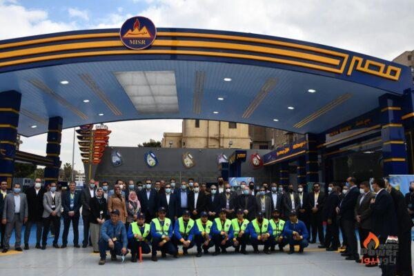 كيف نجحت مصر للبترول فى إقامة محطة وقود المنار .. أول محطة متكاملة تزود السيارات بالغاز والبنزين و الكهرباء