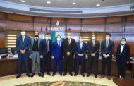 البنك الأهلي المصري يوقع اتفاقية تعاون مع شركة غازتك للسحب النقدي من محطات الوقود لعملائه من خلال نقاط البيع الالكترونية (POS)