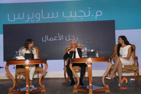 ساويرس : مستعد للحصول على امتيازات جديدة للتنقيب عن الذهب في مصر  وأتمنى أن  أصبح أكبر مستثمر بالسوق