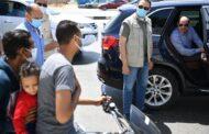 الرئيس السيسى يتفقد الأعمال الإنشائية لتطوير عدد من الطرق والمحاور والكبارى بشرق القاهرة