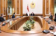 الرئيس السيسي يتابع الاستراتيجية القومية لتوطين صناعة المركبات الكهربائية ..ويوجه بتوطين صناعة السيارات الكهربائية في مصر