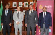 بنك مصر يستكمل تعاونه مع شركة