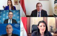 الملا خلال المنتدى السنوى للأمم المتحدة : مبادرات مصرية للتوسع في استخدامات الغاز كوقود نظيف