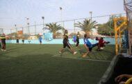 12 فريق يتنافسون علي كأس الدورة الرياضية الرمضانية بالشركة العامة للكهرباء الليبية
