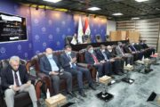 مجلس تأبيني لوزارة النفط العراقية على روح الخبير النفطى حازم عبدالله سلطان