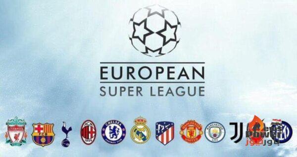 الاتحاد الأوروبي لكرة القدم يعاقب 9 أندية من مؤسسي دوري السوبر الأوربي ويتوعد اندية ريال مدريد وبرشلونة ويوفنتوس بعقوبات مشددة