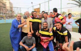 اختتام المسابقة الرياضية للعاملين بالشركة العامة للكهرباء الليبية