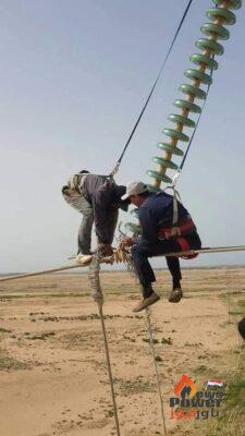 عودة الكهرباء تدريجيا إلى القطاع الشرقى بليبيا بعد استئناف تشغيل وحدات محطة الخمس الغازية تدريجيا