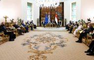بحضور شاكر والملا .. الرئيس السيسى يستقبل رئيس الوزراء اليونانى لبحث فرص الاستثمار فى الطاقة والغاز